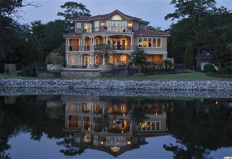 Myrtle Beach Homes For Sale Land Real Estate Luxury Myrtle Luxury Homes