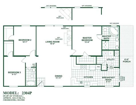 oak creek modular home floor plans oak creek homes double wides san antonio