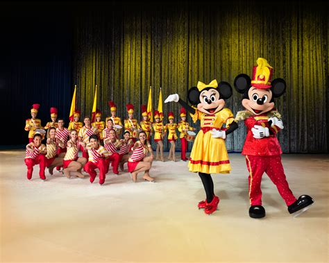 Family Disney On Ice100 Years Of Magic by A Magical Family Reunion Disney On 100 Years Of