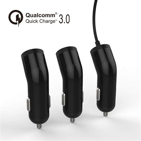 Charge 3 0 Car Charger charge 3 0 car charger high quality for mobile phone