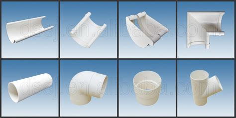 tiger gutters and siding wholesale factory price aluminum extrusion gutter supplier