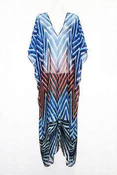 Abaya Bordir Rainbow and feathers silk ciffon length kaftan by