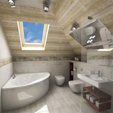 die besten 17 ideen zu bad mit dachschr 228 ge auf