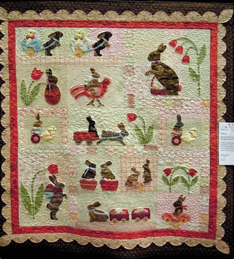 Bunny Quilt Patterns Free by 240 Best Images About Bunny Quilts On Quilt