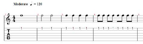 imagenes de alteraciones musicales la notaci 243 n musical guitarmonia es