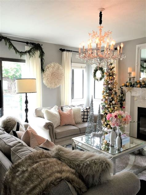 living room decoration cozy winter living room decoration ideas 12 88homedecor