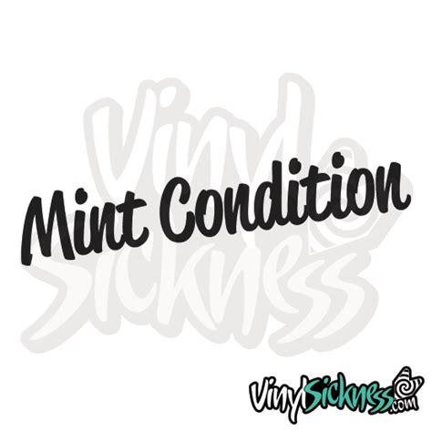 mint condition jdm tuner stickers decals