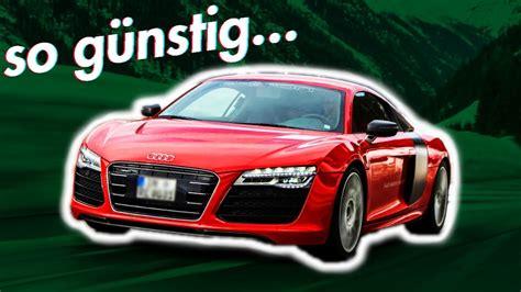 Günstigstes Auto by 5 G 252 Nstige Autos Die Dich Reich Aussehen Lassen