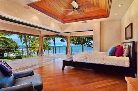 master bedroom tropical hawaii by saint dizier design banyan cove maui luxury retreats