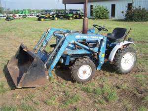 1979 ford 1100 tractors compact 1 40hp deere