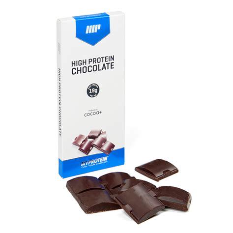 protein chocolate buy high protein chocolate myprotein