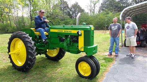 The Green Tractor big green tractor the farm radio