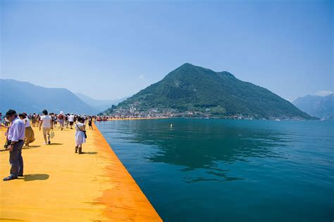 floating piers the floating piers wikipedia