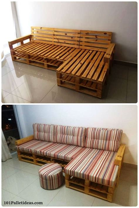 sofa making indoor pallet sectional www pixshark com images