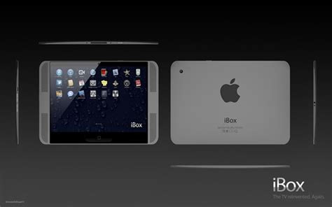 meet the apple ibox an artist s rendition of what the itv should be images redmond pie