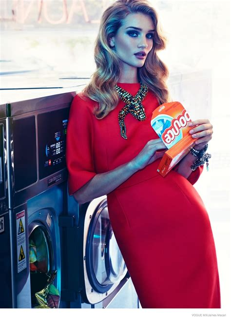 Is In Fashion Editorials Fashionable by Beautiful Model Rosie Huntington Whiteley Modeling
