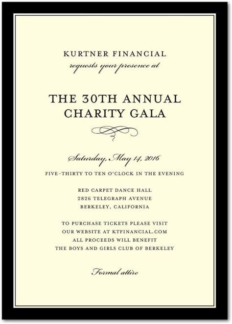 Invitation Letter For Corporate Event