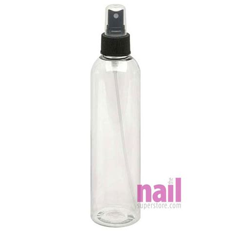 the gallery for gt clear plastic spray bottle