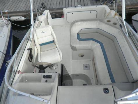 bayliner upholstery bayliner 2355 ciera en alicante bateaux 224 moteur d