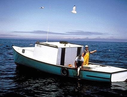 types of newfoundland fishing boats about the canadian fishing industry