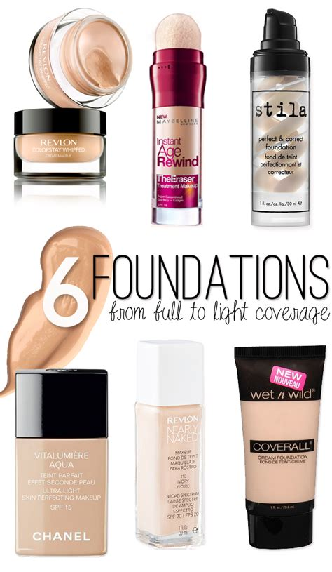 light to medium coverage foundation the best foundations bags cheap burberry and chanel bags