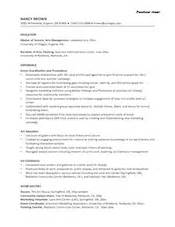Voice Resume Template by Human Voiced Resume Exles Resume Template