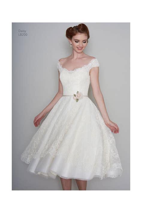 Wedding Dresses Vintage Style by Tea Length Wedding Dresses Vintage Style Wedding Dresses