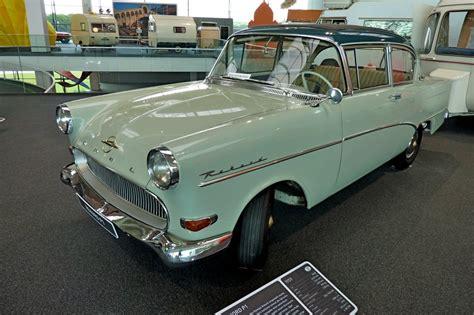 opel rekord p1 baujahr 1959 4 zyl motor mit 1488ccm und