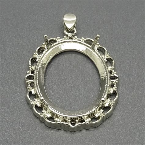 Batu Akik Untuk Cincin liontin rhodium untuk batu akik pusaka dunia