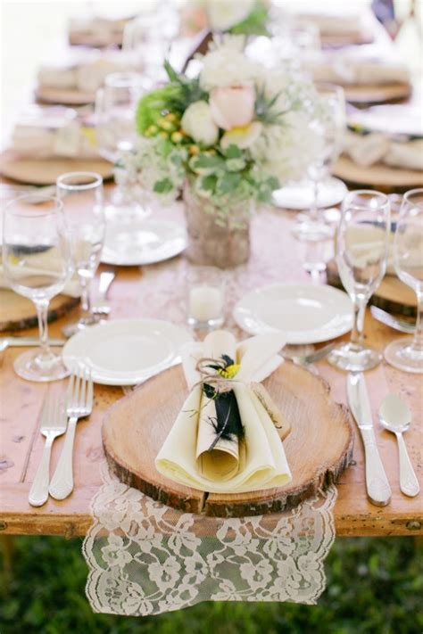 Rustic Table Decorations by Rusticweddingchic 520 Web Server Is Returning An