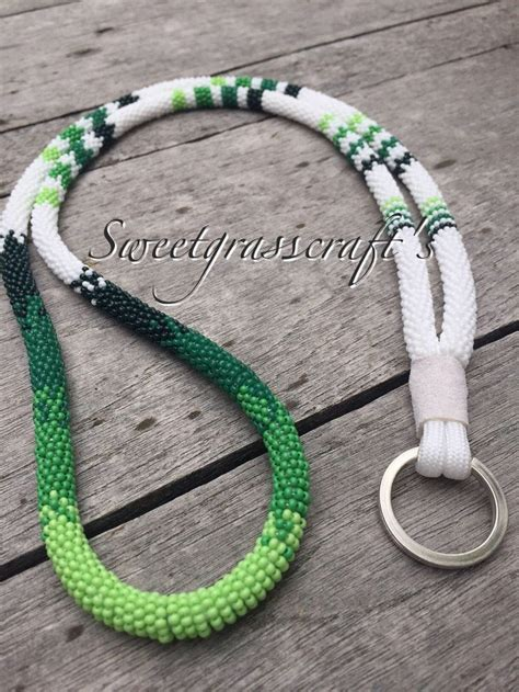 beaded lanyard ideas 25 best ideas about beaded lanyards on