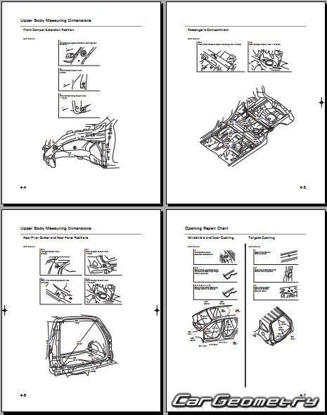 old cars and repair manuals free 2011 honda cr z engine control контрольные размеры кузова honda cr v 2007 2011 body repair manual
