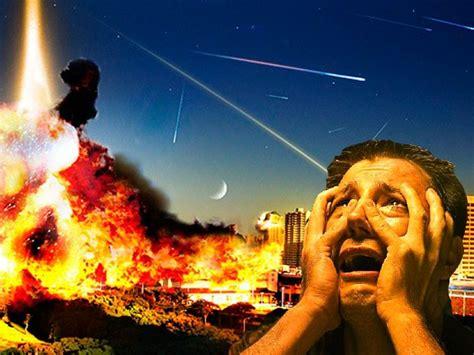 imagenes terrorificas del fin del mundo revelan la fecha del fin del mundo escondida en la biblia