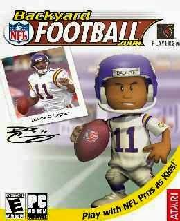 backyard football computer game backyard football 2006 pc game download free full version