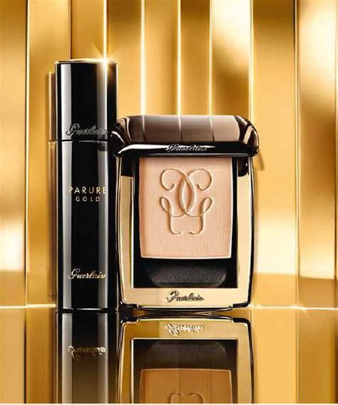 Guerlains Parure Your Foundation For Summer Days by Guerlain Parure Gold Foundation And L Or For Fall 2015