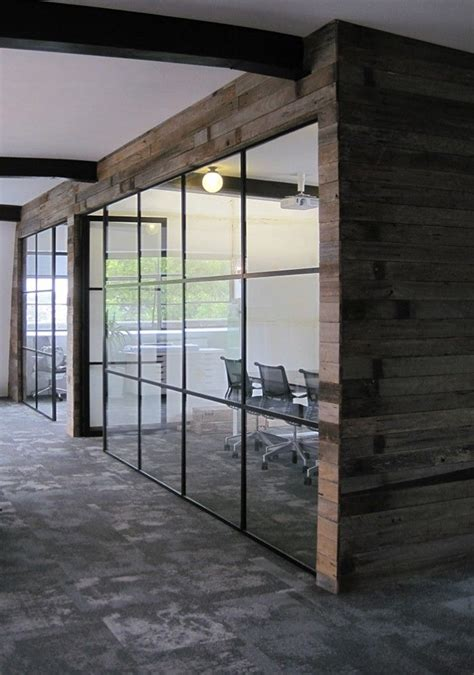 interior pictures for office wall industrial wall 25 best ideas about industrial office design on pinterest
