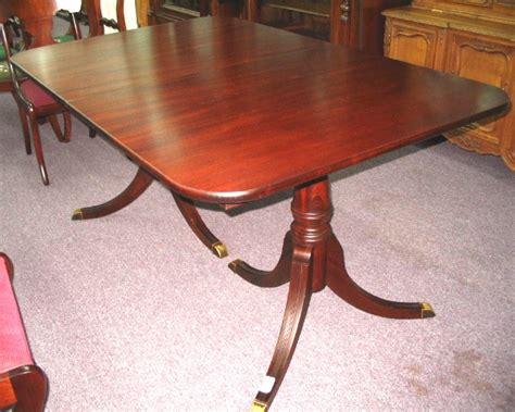 Duncan Phyfe Dining Tables Dining Table Duncan Phyfe Dining Table Mahogany
