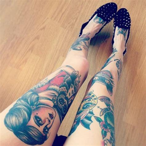 Omg Those Legs Best Tattoo Design Ideas Tattoos On Leg 2