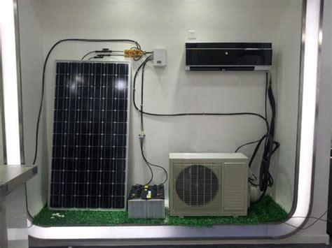 solar cooling system solar air conditioner manufacturer
