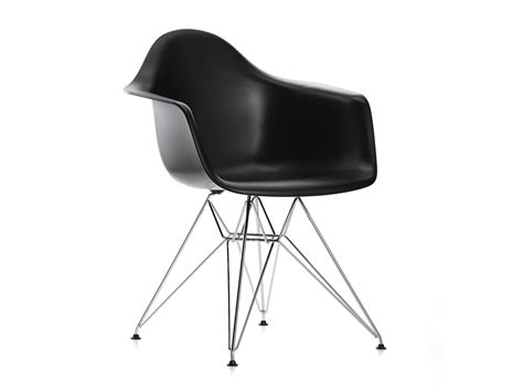 Eames Armchair by Buy The Vitra Dar Eames Plastic Armchair At Nest Co Uk