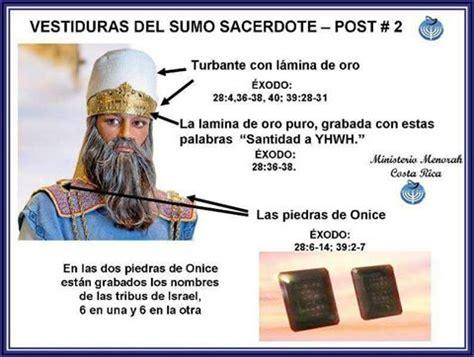 las vestiduras del sumo sacerdote de israel vestidura sacerdotal 02 bendici 233 ndote fm