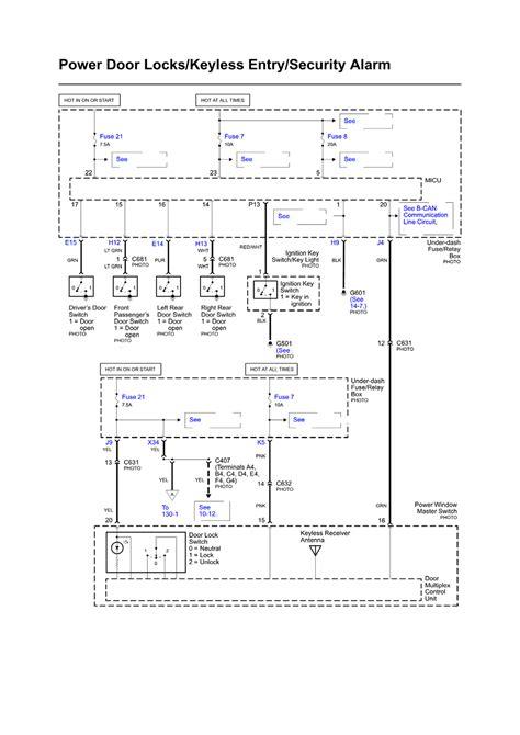 door locks wiring diagram for 1996 honda accord wiring