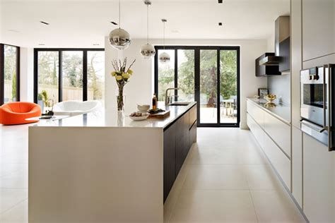 modern kitchen designs uk spacious contemporary kitchen kitchen design ideas