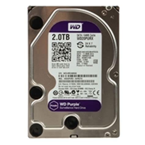 Wdc 2tb Purple Surveillance 35 Sata Iii ratings and reviews for fb