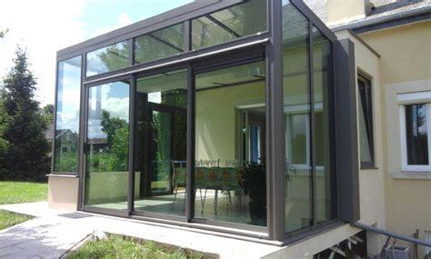 veranda terrasse veranda sur terrasse faites un toit en verre pour votre