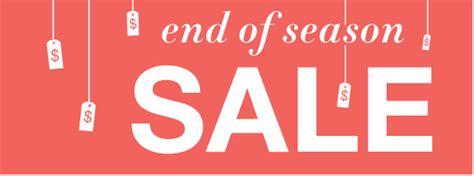 Sle Sale Season Starts by End Of Season Shopping Frugal Shopaholics A Fashion
