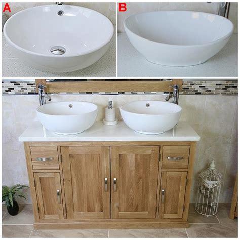 vanity worktops bathroom solid oak bathroom vanity unit twin sink bathroom