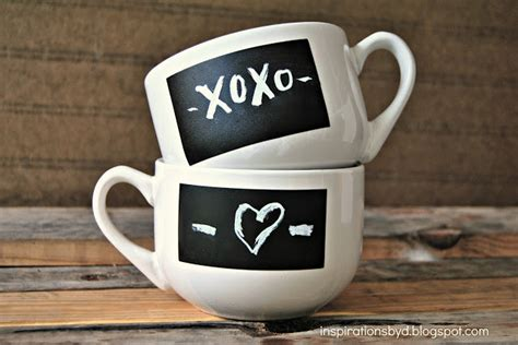 chalkboard paint for mugs self sufficient living