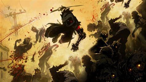 ninja warrior on the l hd desktop wallpaper yaiba ninja gaiden z full hd wallpaper and background