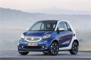 new smart fortwo and forfour revealed live photos and
